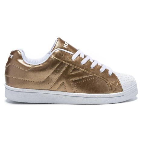 Dámská obuv Kelme K-LEGEND Shine Zlatá