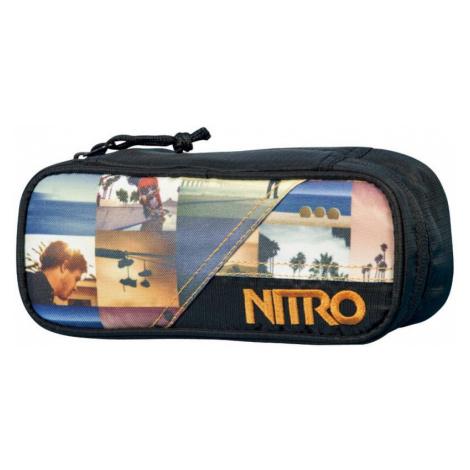 Nitro Pencil case California