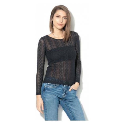 Pepe Jeans dámská černá halenka Amelie