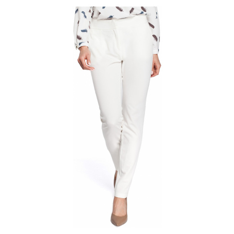 Smetanové kalhoty MOE 303