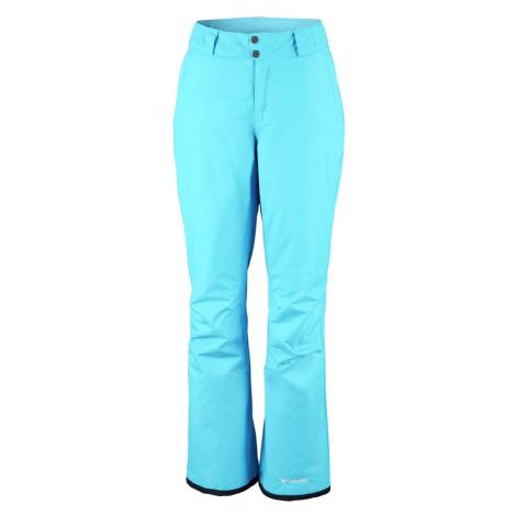 Kalhoty Columbia On the Slope™ II Pant W - světle modrá XL/R