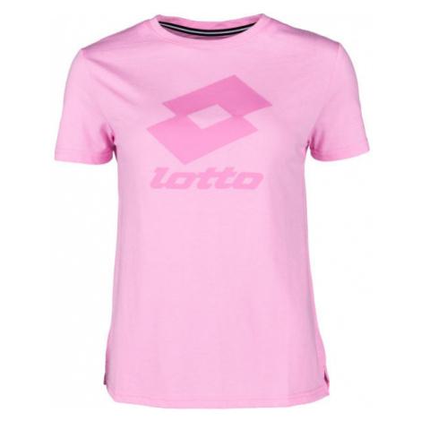 Lotto SMART W II TEE JS růžová - Dámské tričko
