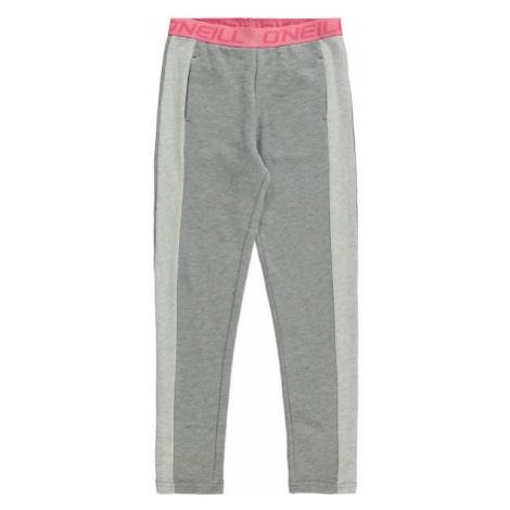 O'Neill LG SUMMER JOGGER PANTS šedá - Dívčí tepláky