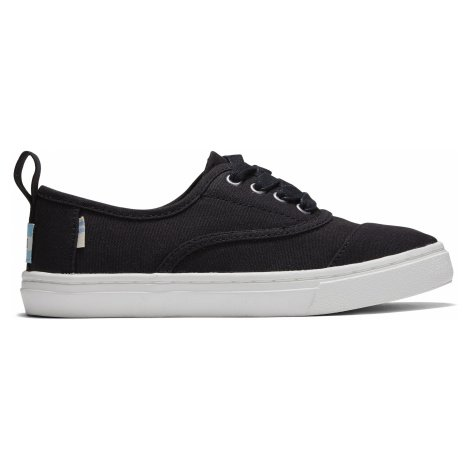 BLACK CANVAS YT CRDCP SNEAK Toms