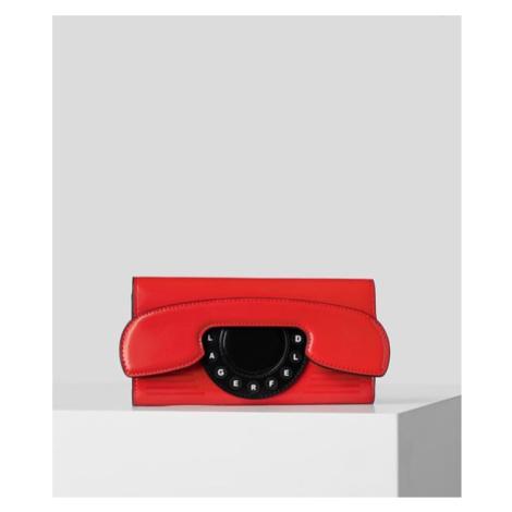 Peněženka Karl Lagerfeld Ikon Telephone Cont Flap Wt