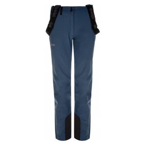 KILPI Dámské lyžařské kalhoty RHEA-W LL0093KIBLU Modrá