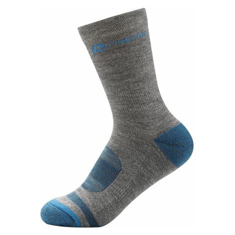 Ponožky Alpine Pro GENTIN 2 - modrá