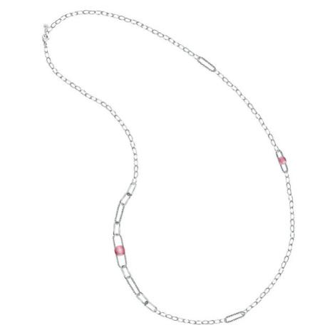 Morellato Krásný dlouhý ocelový náhrdelník SATP10