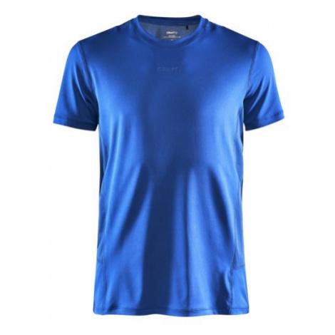 Pánské tričko CRAFT ADV Essence SS modrá