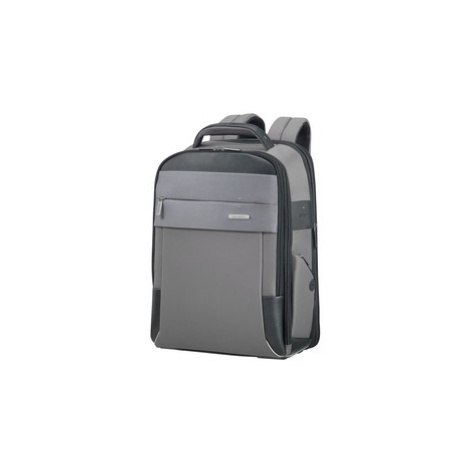 "SAMSONITE Batoh na notebook 15,6"" Spectrolite 2.0 Expander Grey/Black, 34 x 26 x 46 (103575/1412"