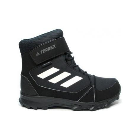 Adidas Terrex Snow CF CP CW K Climaproof Černá