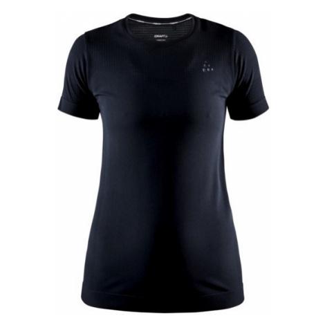 Dámské tričko CRAFT Fuseknit Light SS černá