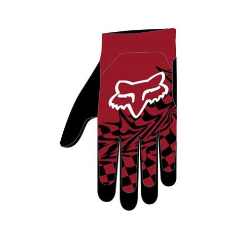 Fox Flexair Glove červená XL