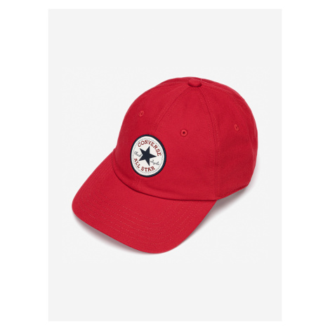 Kšiltovka Converse Tipoff Chuck Baseball Mpu Červená
