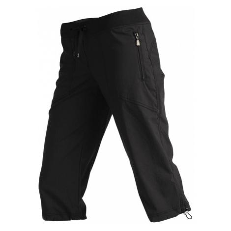 LITEX Kalhoty dámské v 3/4 délce bokové. 99583901 černá