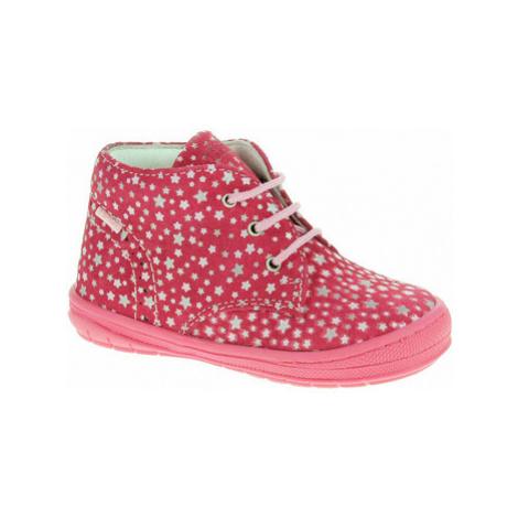 Primigi Dívčí kotníková obuv 1410022 amarena Červená
