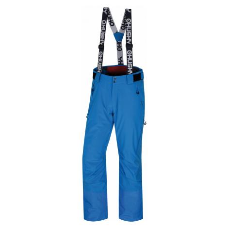 Husky Mitaly M, modrá Pánské lyžařské kalhoty