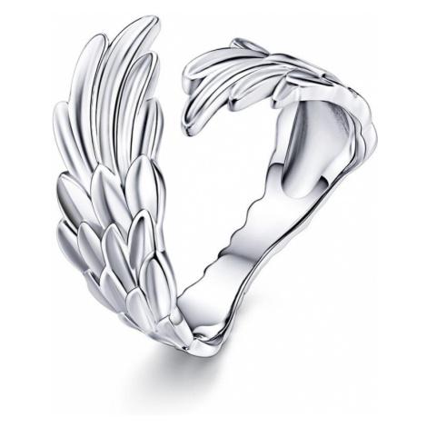 OLIVIE KŘÍDLA stříbrný prsten 2884