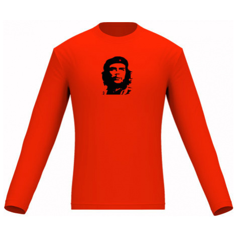 Pánské tričko dlouhý rukáv Che Guevara