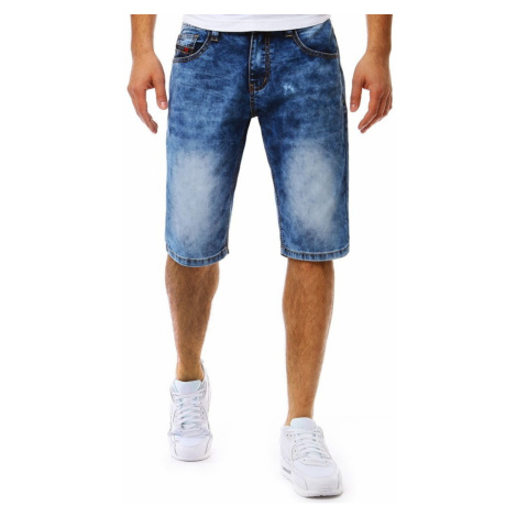 Men's denim shorts blue SX0792 DStreet