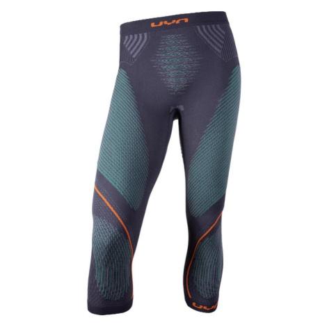 Termo spodky Uyn Evolutyon UW Pants Medium - šedá/oranžová S/M