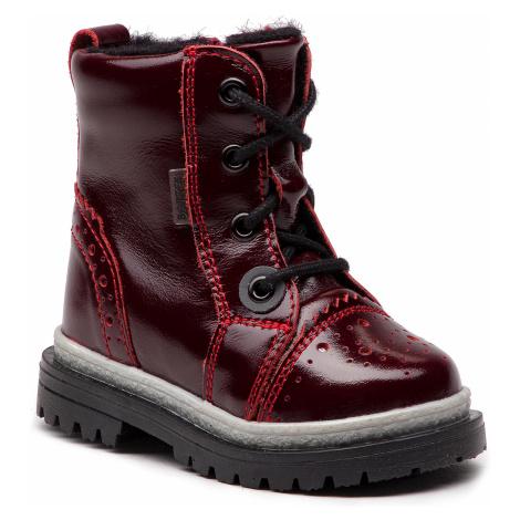 Turistická obuv BARTEK - 21477-4 Bordó