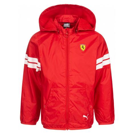 Dětská bunda PUMA x Scuderia Ferrari