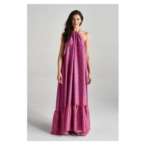 Suzana Perrez Woman's Maxi Dress Elena