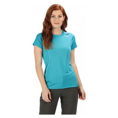 Dámské tričko Regatta VIRDA III modrá