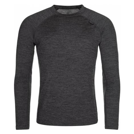 Pánské funkční tričko KILPI MAVORA-M tmavě šedá
