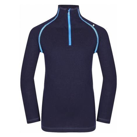 Dětské prádlo - triko Alpine Pro GENETO - modrá