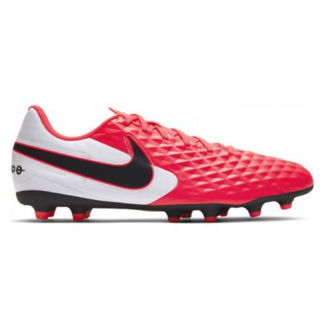 Nike TIEMPO LEGEND 8 CLUB FG/MG růžová - Pánské kopačky