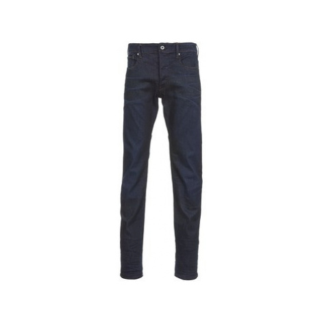 G-Star Raw 3301 TAPERED Modrá