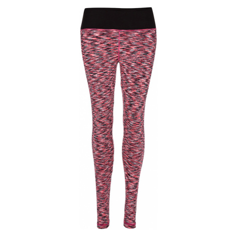 Dámské elastické kalhoty KILPI TENORA-W růžová