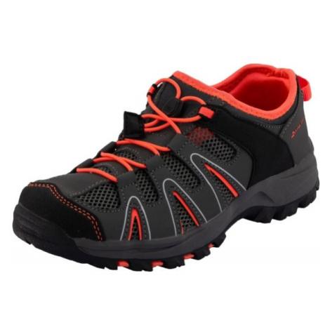 ALPINE PRO LOELA šedá - Dámská letní obuv