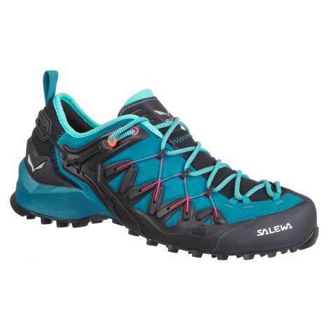 Dámská turistická obuv Salewa WS Wildfire Edge Blue