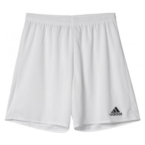 adidas PARMA 16 SHORT JR bílá - Juniorské fotbalové trenky
