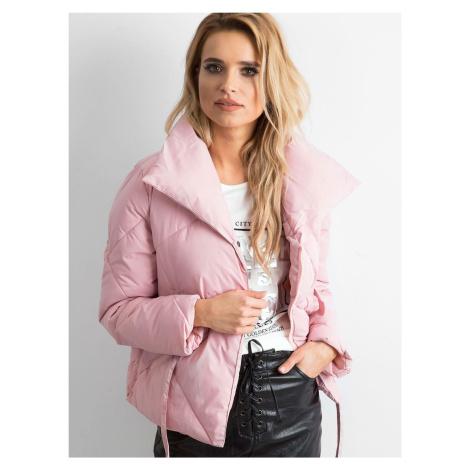 Dámská světle růžová přechodová bunda FPrice