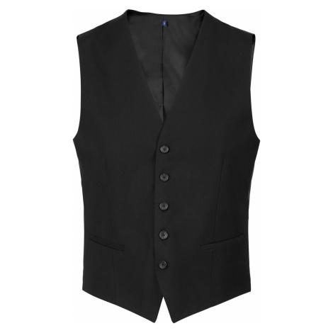 NEOBLU Pánská vesta MAX MEN 03166309 Deep black