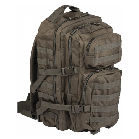 Batoh vojenský US ASSAULT PACK large Mil-Tec® - oliv Mil-Tec(Sturm Handels)