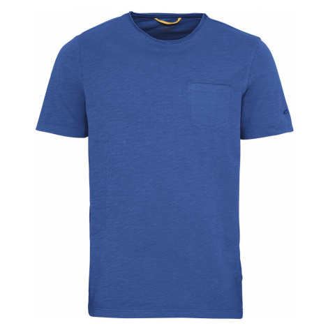 Tričko Camel Active H-T-Shirt 1/2 Arm - Modrá