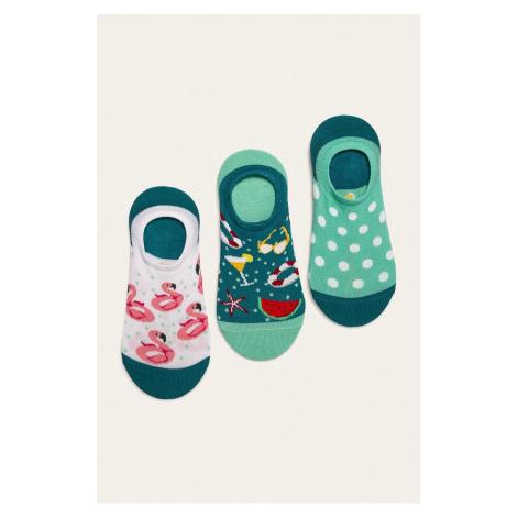 Medicine - Kotníkové ponožky Basic (3-pack)