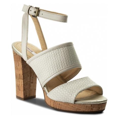 Bílé sandály - GEOX