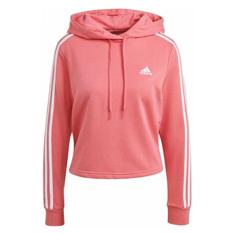 Adidas 3s Crop OTH Hoodie Womens