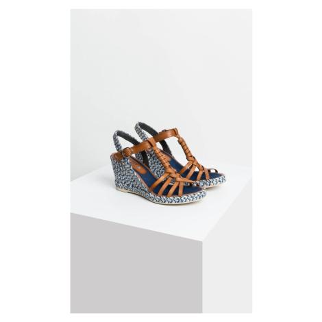 Deni Cler Milano Woman's Shoes T-Dk-B210-0E-77-19-1