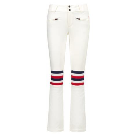 Lyžařské kalhoty Perfect Moment AURORA FLARE bílá
