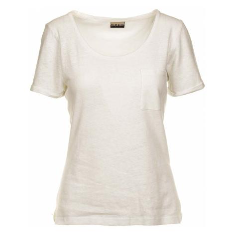 Napapijri dámské tričko bílé