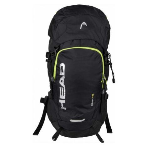 Head CORBIN 45 černá - Turistický batoh