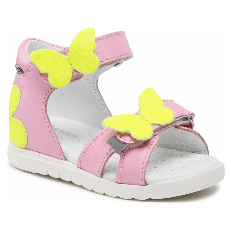 Sandály BARTEK - 11417002 Róż