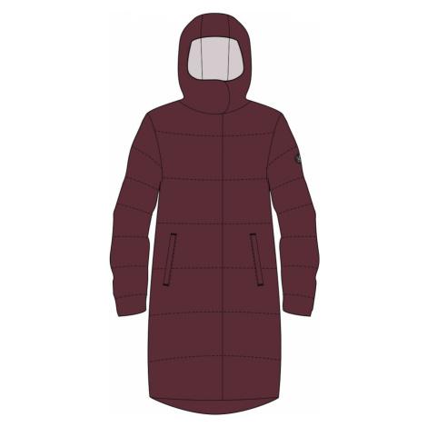 TADEKA women's coat for the city purple LOAP